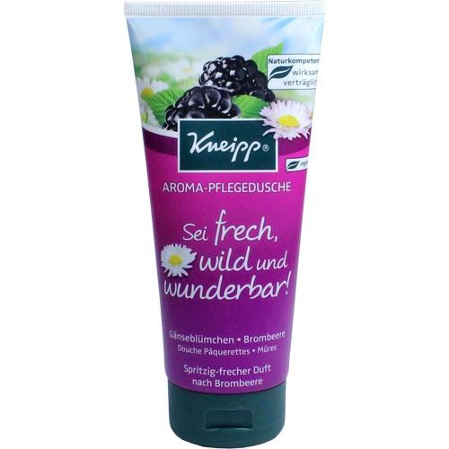 kneipp aroma pflegedusche sei frech wild 200 ml kneipp k rperpflege homoempatia. Black Bedroom Furniture Sets. Home Design Ideas