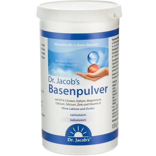 BASENPULVER Dr.Jacob's