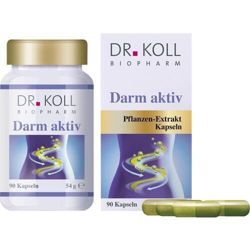 DARM AKTIV Dr.Koll Kapseln