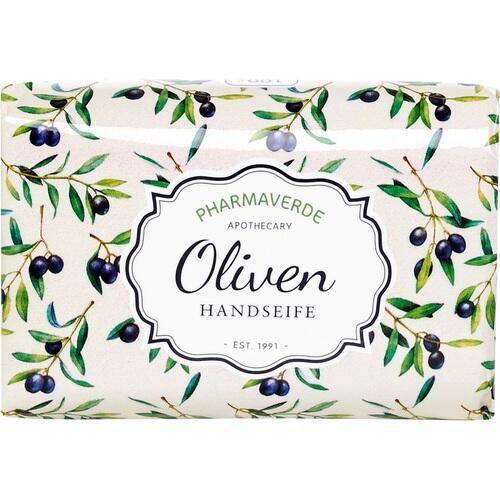 PHARMAVERDE Oliven Handseife