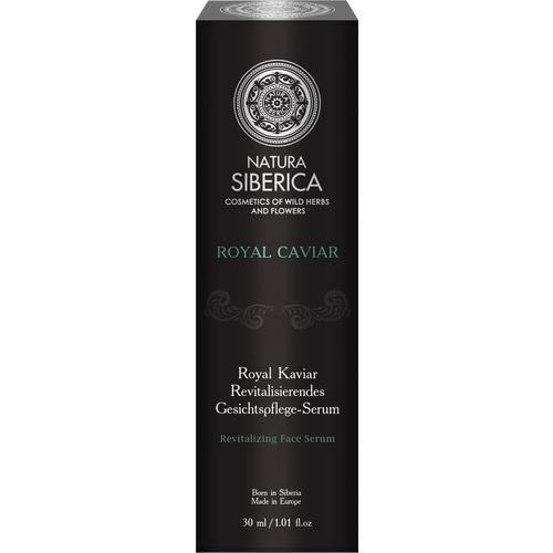 NATURA SIBERICA Royal Kaviar Revital Gesicht Serum