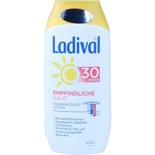 LADIVAL empfindliche Haut Lotion LSF 30