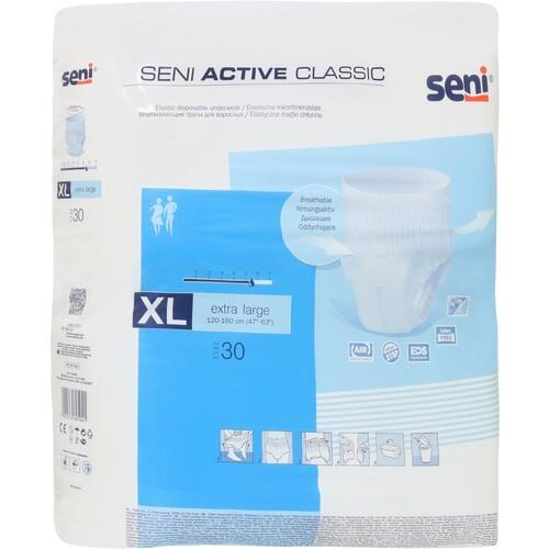 SENI Active Classic Inkontinenzslip Einmal XL