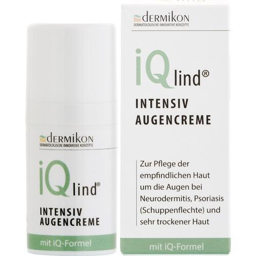 IQLIND Intensiv Augencreme 15 ml