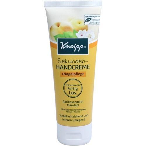 KNEIPP Sekunden-Handcreme+Nagelpflege