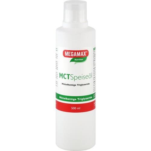 MCT 100% rein Megamax Öl