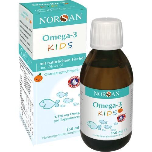 NORSAN Omega-3 Kids flüssig 150 ml