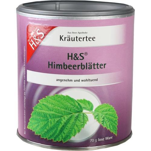 H&S Himbeerblätter loser Tee