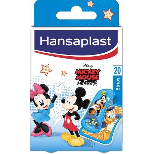 HANSAPLAST Kids Mickey & Friends Strips