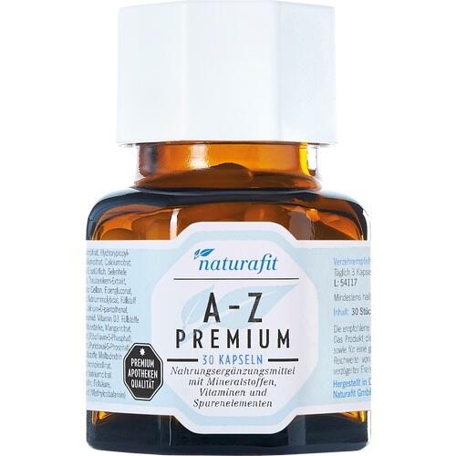 NATURAFIT A-Z Premium Kapseln