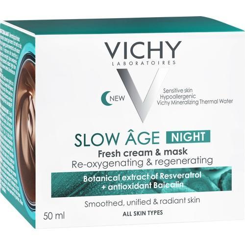 VICHY SLOW Age Nacht Creme