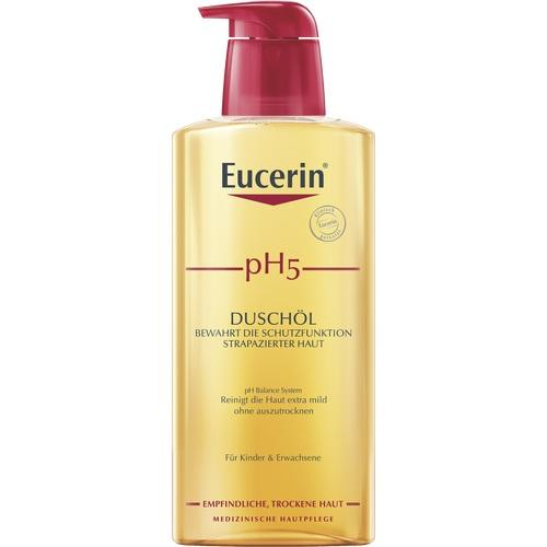 EUCERIN pH5 Duschöl m.Pumpe empfindliche Haut