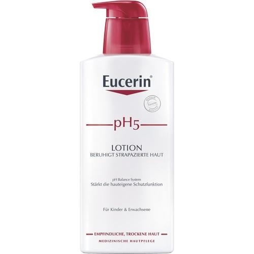 EUCERIN pH5 Lotion empfindliche Haut m.Pumpe