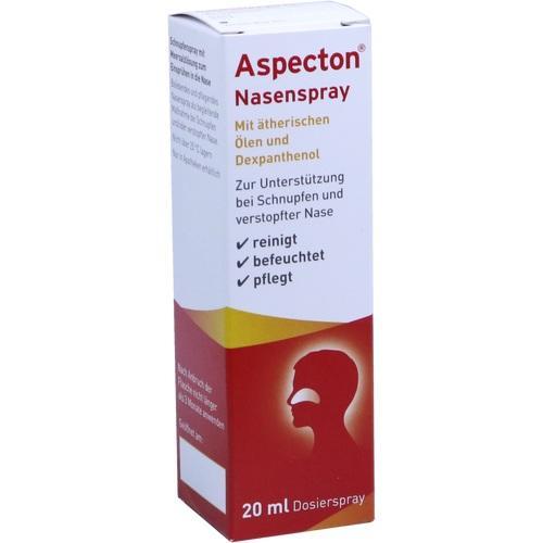 ASPECTON Nasenspray entspricht 1,5% Kochsalz-Lsg.