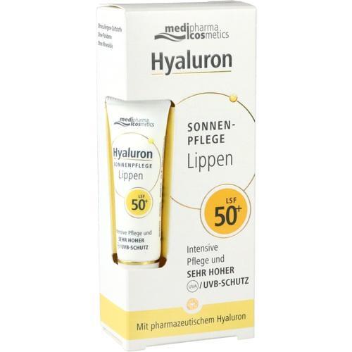 HYALURON SONNENPFLEGE Lippenbalsam LSF 50+
