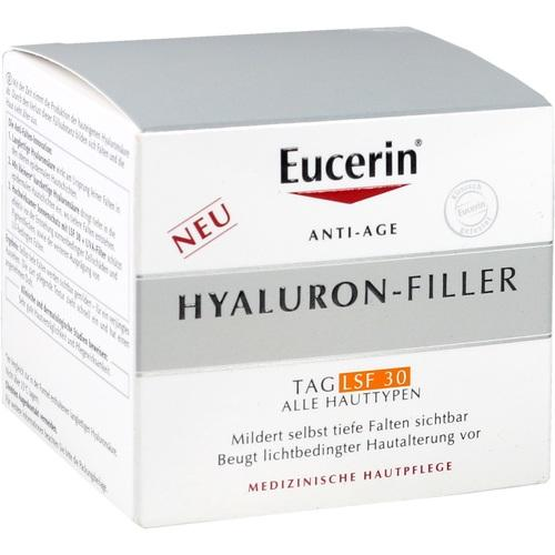 EUCERIN Anti-Age HYALURON-FILLER Tag LSF 30