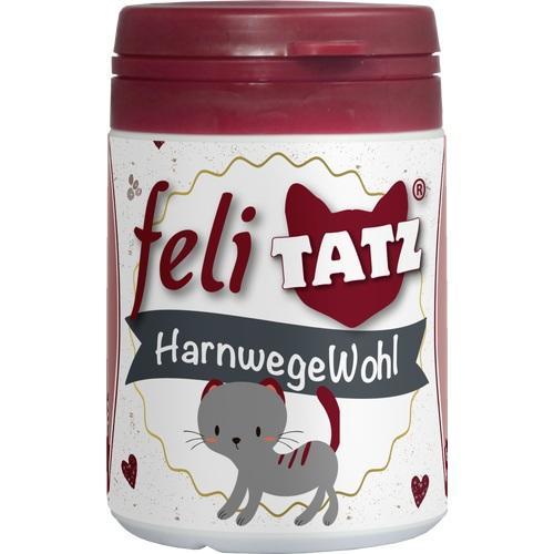 FELITATZ HarnwegeWohl Erg.Futterm.Plv.f.Katzen