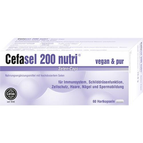 CEFASEL 200 nutri Selen-Caps