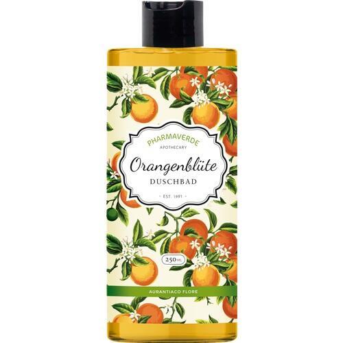 PHARMAVERDE Orangenblüte Duschbad