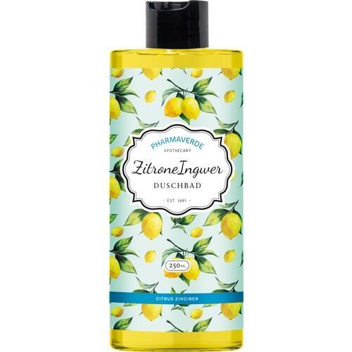 PHARMAVERDE Ingwer-Zitrone Duschbad