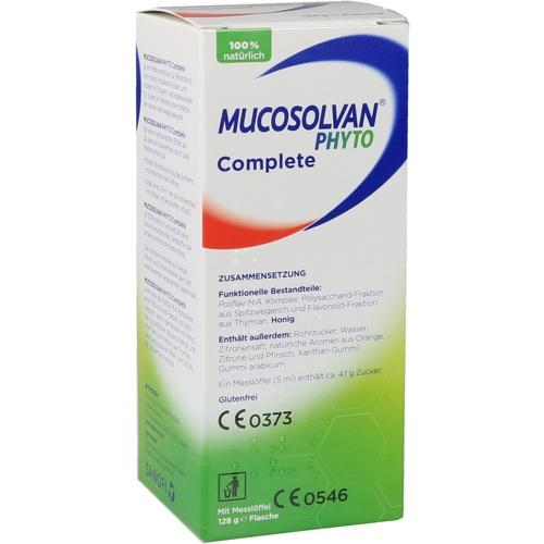 MUCOSOLVAN Phyto Complete Sirup