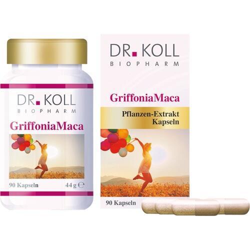GRIFFONIAMACA Dr.Koll Kapseln