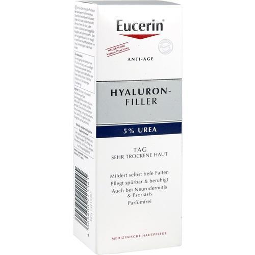 EUCERIN Anti-Age HYALURON-FILLER UREA Tag Creme