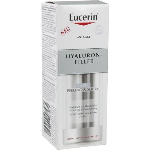 EUCERIN Anti-Age HYALURON-FILLER Nacht Peel.+Serum