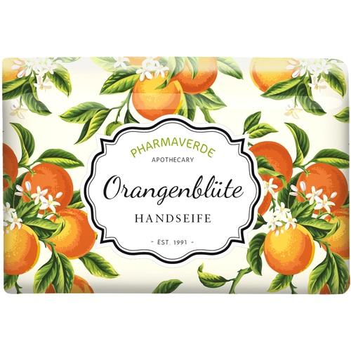 PHARMAVERDE Orangenblüte Handseife