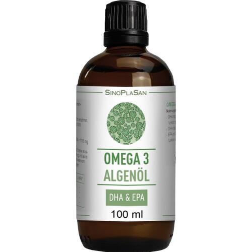 OMEGA-3 Algenöl DHA 300 mg+EPA 150 mg