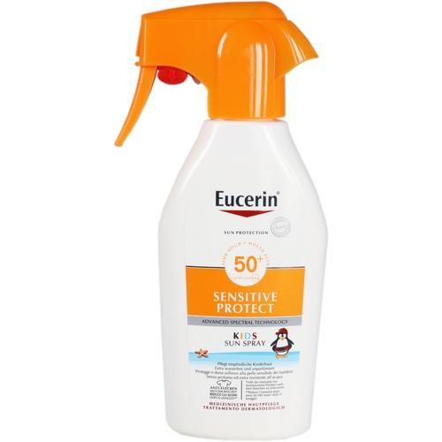 EUCERIN Sun Kids Spray LSF 50+ Trigger
