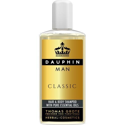 DAUPHIN MAN Classic Hair & Bodyshampoo 200 ml