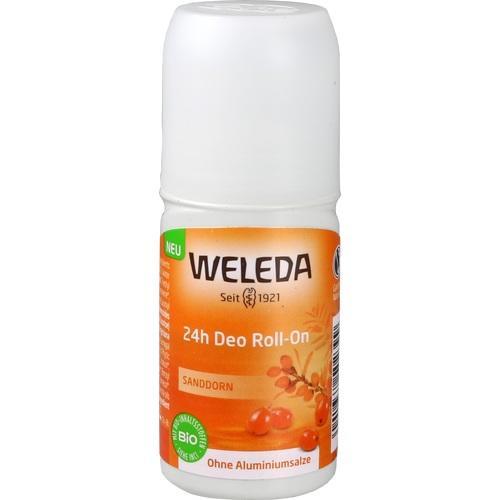 WELEDA Sanddorn 24h Deo Roll-on