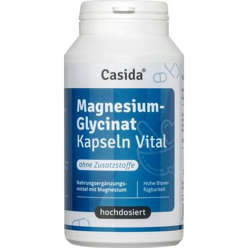 Casida MAGNESIUMGLYCINAT Kapseln Vital