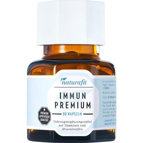 NATURAFIT Immun Premium Kapseln
