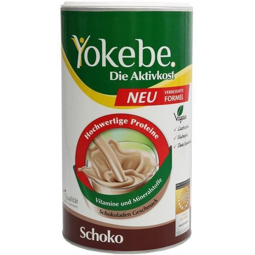 YOKEBE Schoko NF Pulver