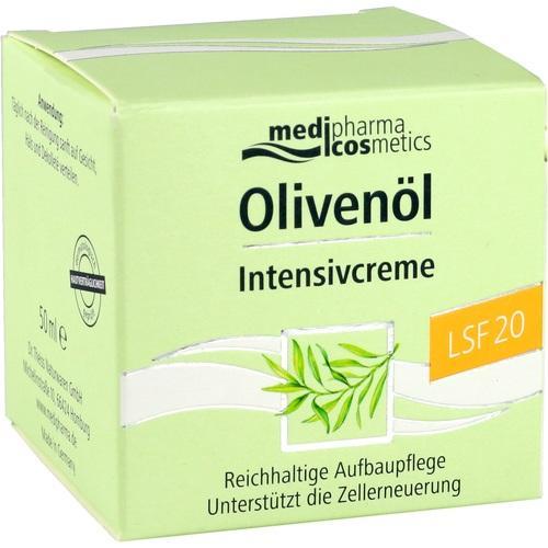 OLIVENÖL INTENSIVCREME LSF 20