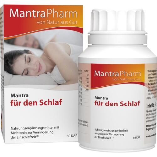 MANTRA für den Schlaf Kapseln