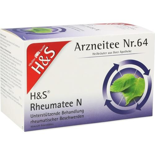 H&S Rheumatee N Filterbeutel