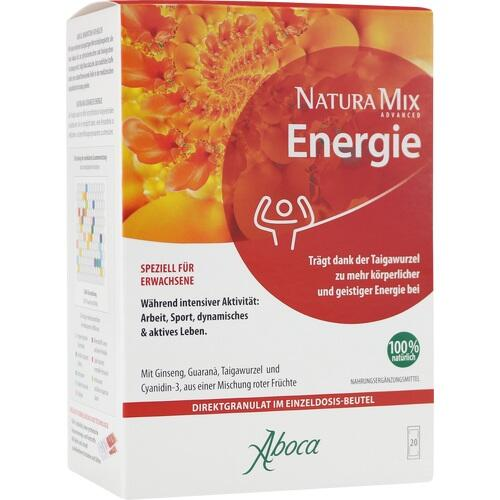 NATURA Mix Advanced Energie Granulat