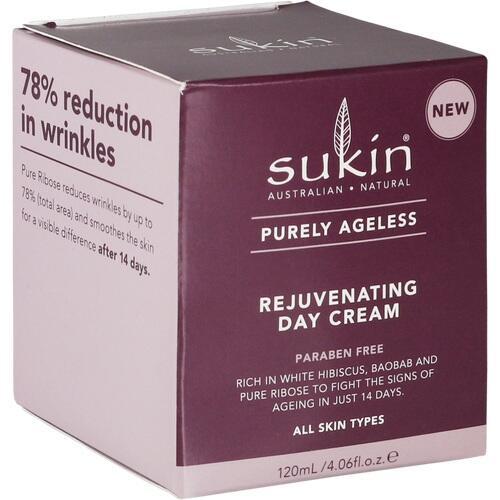 SUKIN Purely Ageless rejuvenating day Cream