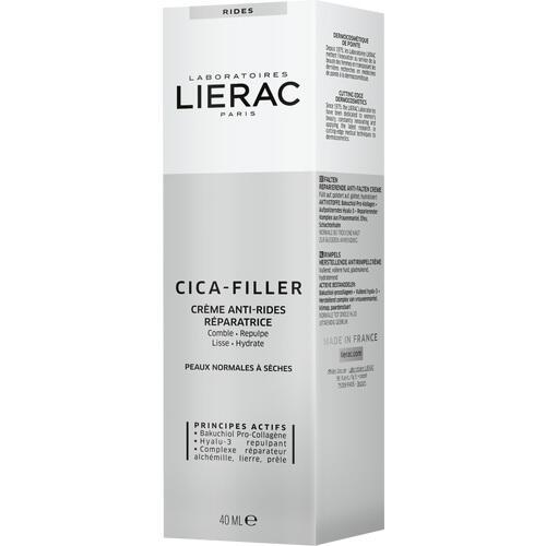 LIERAC CICA-FILLER reparierende Anti-Falten Creme