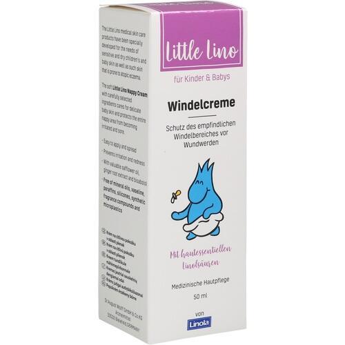 LITTLE Lino Windelcreme