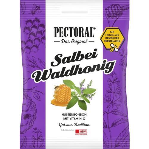 PECTORAL Salbei Waldhonig Bonbons Btl.