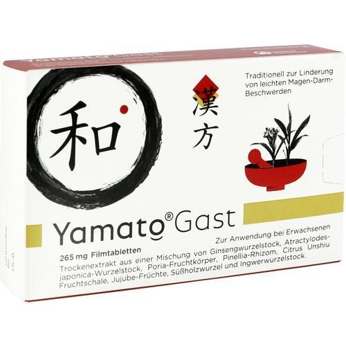 YAMATOGAST 265 mg Filmtabletten