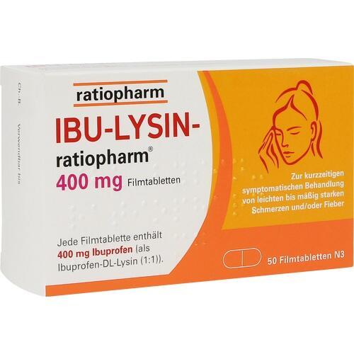 IBU-LYSIN-ratiopharm®400 mg