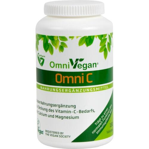 OMNIVEGAN Omni C Tabletten