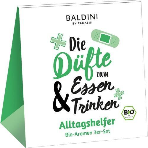 BALDINI 3er Set Alltagshelfer Bio-Aromen