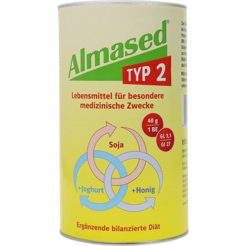 ALMASED Typ 2 Pulver