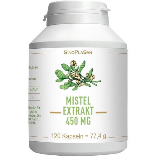 MISTELEXTRAKT 450 mg MONO Kapseln